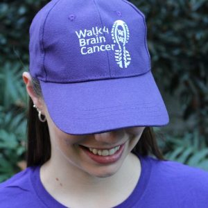 Walk4BrainCancer Hat