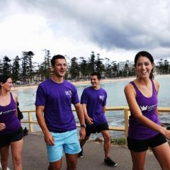 The Walk4BrainCancer Manly story